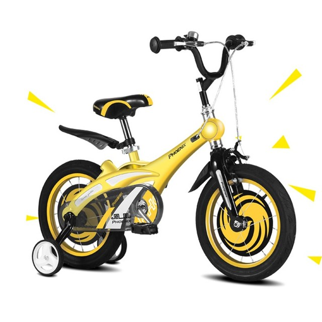 Vélo pour enfants 14 / 16 / 12 pouces garçons et filles vélo 2-3-6-8 ans vélo pour enfants VTT