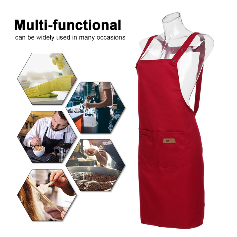 Professional Stylist Apron Waterproof Hairdressing Coloring Shampoo Haircuts Cloth Wrap Hair Salon Tool