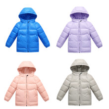 купить Winter Warm 90% down Jackets For Girls Coats For Boys Jackets Baby Girls Jackets Kids Hooded Outerwear Coat Children Clothes дешево