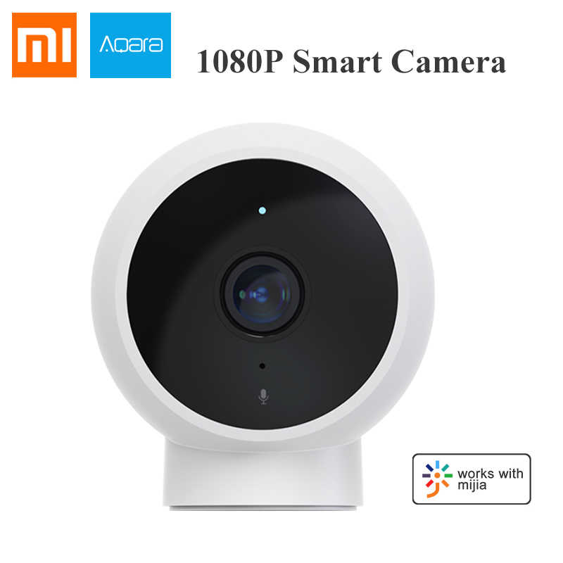 Xiaomi Mijia Smart IP Camera Outdoor Tahan Air 170 Sudut 1080P HD Webcam WIFI Malam Visi AI Deteksi Keamanan Bayi monitor