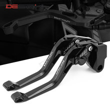 For KAWASAKI Versys 650 Versys 1000 2015 2016 2017 2018 2019 2020 Motorcycle Adjustable Brake Clutch Levers