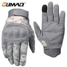 Мужские перчатки для езды на велосипеде с сенсорным экраном