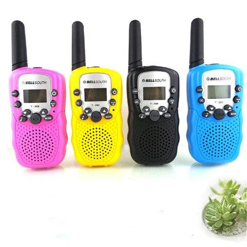 walkie talkies para criancas 2 pacote de radio em dois sentidos longo alcance diversao brinquedos