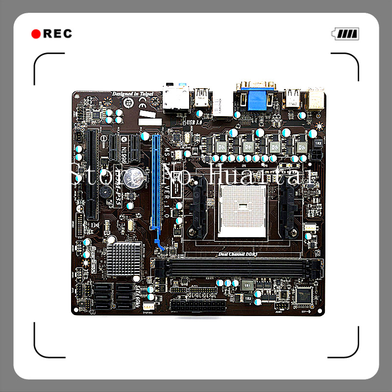 High Quality Desktop Motherboard For A55M-P35 Mainboard 100% Tested Fully Work