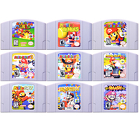 64 Bit Game Mari Old Series Video Game Cartridge Console Card English Language US Version For Nintendo 64
