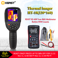 2019 Hot Sales of HT-18 Handheld Infrared Temperature Heat IR Digital Thermal Imager Detector Camera with storage 220x160 Resol