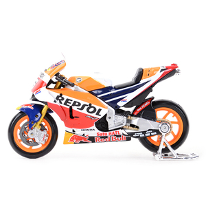 Image 5 - Maisto 1:18 2018 GP Racing Honda RC213V Repsol Honda Team 26# 93# Die Cast Vehicles Collectible Motorcycle Model Toys