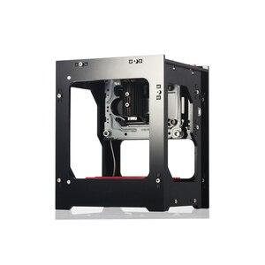 Image 1 - Mini graveur Laser multifonction 1000/2000/3000mW, Machine à graver et couper le bois de bureau, routeur domestique