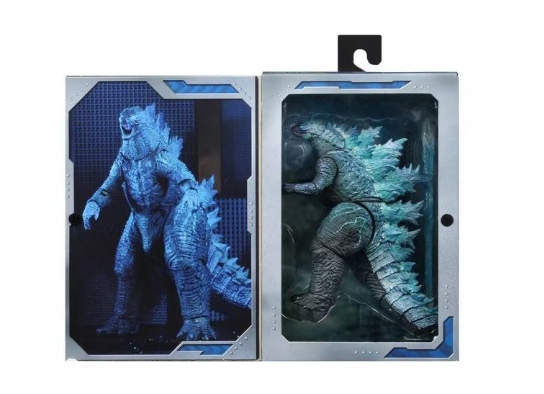 Gojira 2019 ATOMIC BLAST 18cm PVC Action Figure Collectible Model Toy