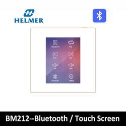 W ściennym domu system muzyczny  cyfrowy wzmacniacz stereo Bluetooth  odtwarzacz muzyczny Bluetooth/TF  wzmacniacz mini w ścianie
