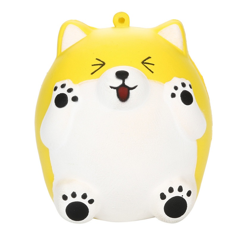 Squishy Toys Scented-Stress Cream Slow Rising Reliever Child Kawaii Kid Smile Bear 10–8–7-Cm img4