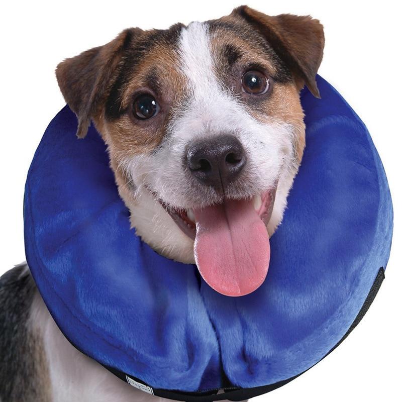 PVC Inflatable Pet Collar Inflatable Dog Dog Collar Inflatable Dog Dog Nursing Collar Inflatable Collar