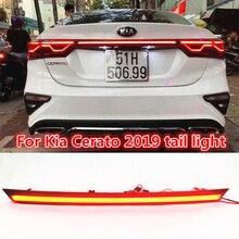 ไฟท้ายLedสำหรับKia Cerato/Forte K3 2019 2020 Daylightหยุดไฟเบรค