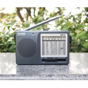 Image 5 - TECSUN R 9012 FM/AM/SW 12 Bands Portable Pocket style High Sensitivity Radio Receiver Free Shipping