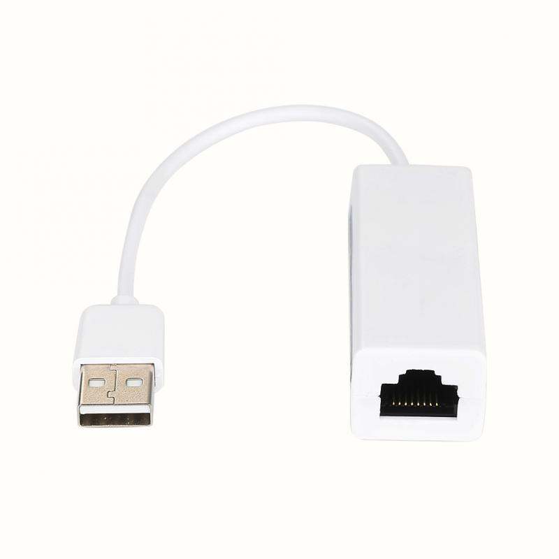 USB 2,0 Ethernet Adapter Netzwerk Karte Zu RJ45 Lan Für Windows Xiaomi Huawei Matebook Laptop Notebook Ethernet USB