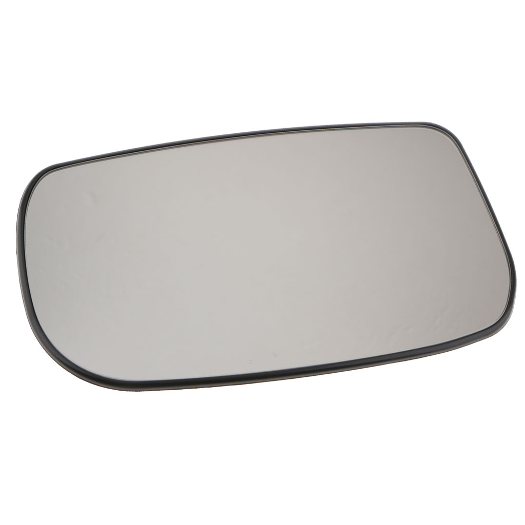 Mirror Glass Replacement Full Adhesive For Honda Civic 01-05 Passenger Side