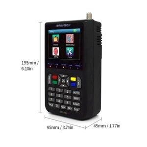 Image 5 - FFYY IBRAVEBOX V9 3.5 inç LCD dijital ekran dijital uydu bulucu sinyal bulucu metre uydu bulucu