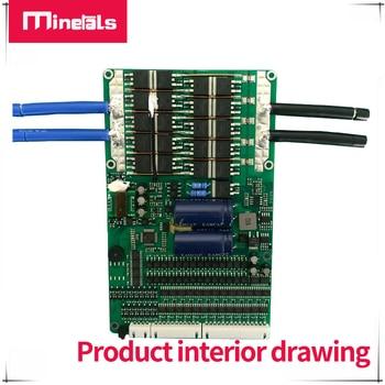 JK BMS de 150A con balanceador ACTIVO de 1A/2A, soporta desde 13s a 24s Batería de litio, li-ion, lifepo4, inteligente con bluetooth, rs485, display, 15s, 16s, 17s, 18s, 19s, 20s, 21s, 22s, 23s, 24s, 48v, LFP4, 60V, compatible con 3,2 v, 3,6 v, 3,7 v  2