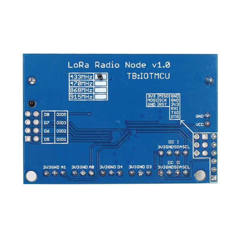 LoRa Radio Node v1.0_3