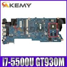 Для HP X360 15-W 15T-W M6-W материнская плата с SR23W i7-5500u 930 м 2 Гб 827523-001 827523-601 448.04806.0021 MB 100% рабочих