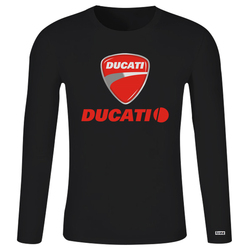 new tshirt Womens Clothing size reguler Logo_della_Ducati_racing 0015J