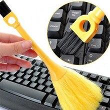 Keyboard-Brush Desktop Mini Multi-Function Clean-Up Random-Color