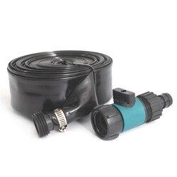 1PC 12/15M gospodarstwa domowego zraszacz fajka wodna nawadnianie ogrodu linie do produkcji rur kwiat zraszacz wąż cieplarnianych nawadniania narzędzie