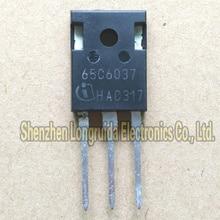 5PCS 65C6037 IPW65R037C6 TO 247 MOSFET TRANSISTOR 83.2A 650V