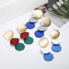 2020 new fashion earrings alloy Zircon Earrings earring earings pearl manufacturers direct sales
