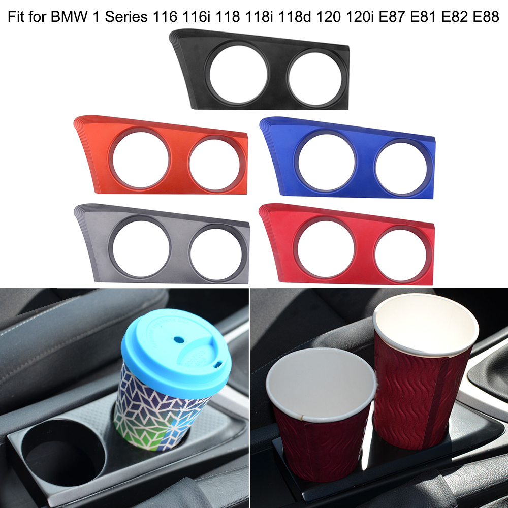 Hot New Automobile Cup Holder Cup Base Car Styling Fit for BMW 1 Series 116 116i 118 118i 118d 120 120i E87 E81 E82 E88