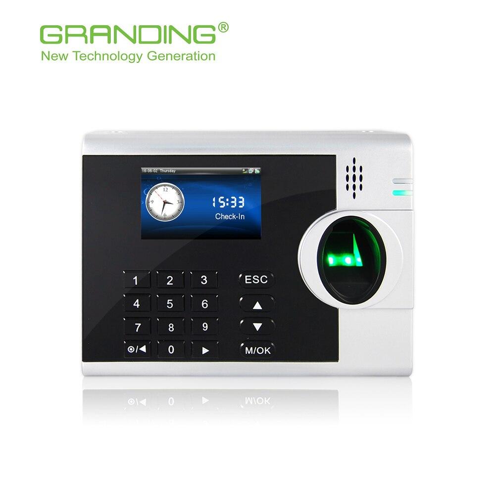 Biometric Fingerprint time attendance employees recorder device Electronic Machine