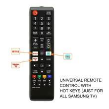 Controle remoto universal BN59-01315B 01315a uso para samsung led lcd uhd hd 4k 8k ultar qled smart wifi hdr tv