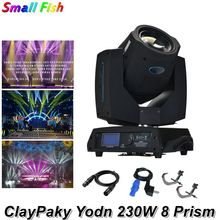 Flight Case 4Pcs Sharpy Beam Lyre 230W 7R Moving Head Light Beam 230W Beam 7R Dj Effect Lighting Claypaky Light Dj Light Party