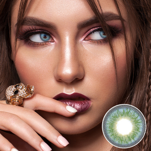 Beautiful Pupil Color Contact Lenses for Eyes Dark Brown Tokyo Ghoul Blue Natural Color 3 Months Lot Wholesale Colored Contacts