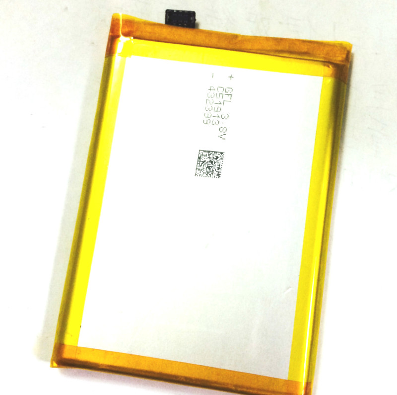 West Rock New 6300mah V685780P Battery for Homtom S99 Mobile Phone(China)