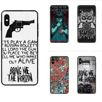 TPU Hot Selling Metalcore Band Bmth Logo For Xiaomi Mi Note A1 A2 A3 5 5s 6 8 9 10 SE Lite Pro Ultra image