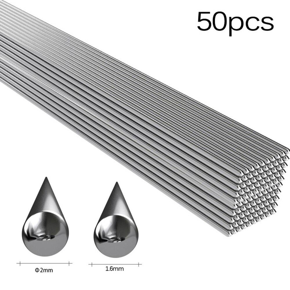 50x Solution Welding Flux-Cored Rods