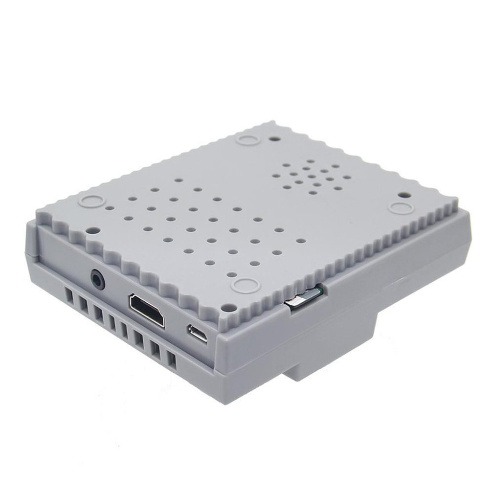 Snespi Nespi Enclosure Case Cover Box For Raspberry Pi 3 Model B+/3B/2B/B+ Tool Professional