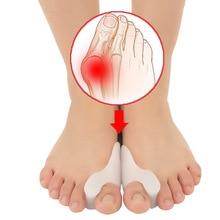 Correction-Guard-Cushion Concealer Toe-Separator Foot-Hallux Spreader Silicone Gel Bunion