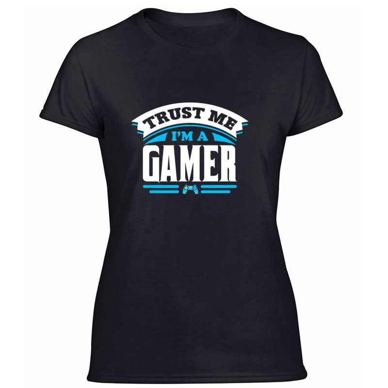 Moda confie em mim eu sou um jogador t camisa masculino gráfico camiseta dos homens impressionante oversize S-5xl