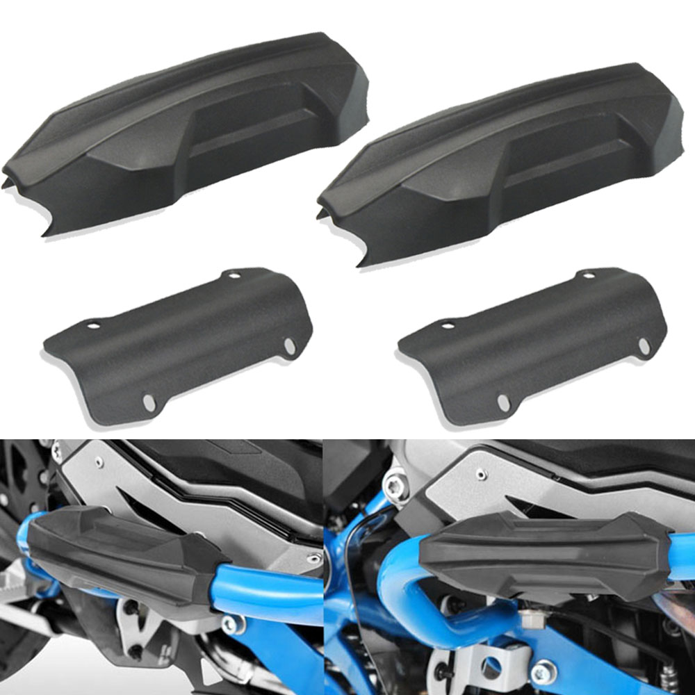 Motorcycle Accessories For <font><b>Honda</b></font> NC700X <font><b>NC</b></font> <font><b>700X</b></font> <font><b>NC</b></font> 700 X Engine Crash bar Protection Bumper Decorative Guard Block in 25mm image