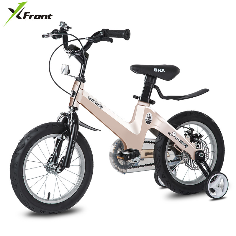 New Brand Children Bicycle Aluminum Alloy Frame 12/14/16 Inch Wheel 2/3/4/5/6/7/8 Years Old Boy/Girl Baby Sports Bike