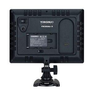 Image 4 - 용인 YN300 에어 II YN300air II YN 300 에어 프로 3200k 5500k RGB LED 카메라 비디오 라이트 캐논 니콘에 대한