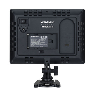 Image 4 - YONGNUO YN300Air II YN 300 Air Pro RGB LED Camera Video Light,Optional with Battery Charger kit Photography Light +AC adapter
