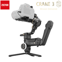 Zhiyun Crane 3S 3S E 3S Pro 3 Axis Handheld Image Transmission Gimbal Stabilizer 6.5Kg Maxload for Video DSLR Mirrorless Cameras