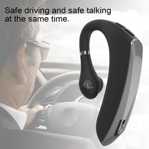 Image 5 - Wireless Headset Bluetooth 5.0 Earphone Audio Headset Earbuds Earphones Hands Free Gamer Music Noise Canceling Headphone
