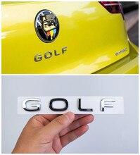 Anwendbar zu Golf 8 hohe 7/7,5 hohe 6 golf brief label geändert schwanz label personalisierte auto kennzeichnung