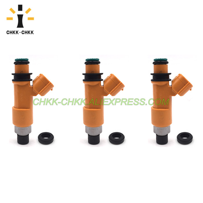 CHKK-CHKK 23250-97218 23209-97218 fuel injector for DAIHATSU MAX 2004 CBA-L950S