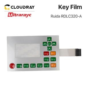 Image 2 - Ruida Membrane Switch for RDLC320 A RDC6332G RDC6332M RDC6442S RDC6442G Key Film