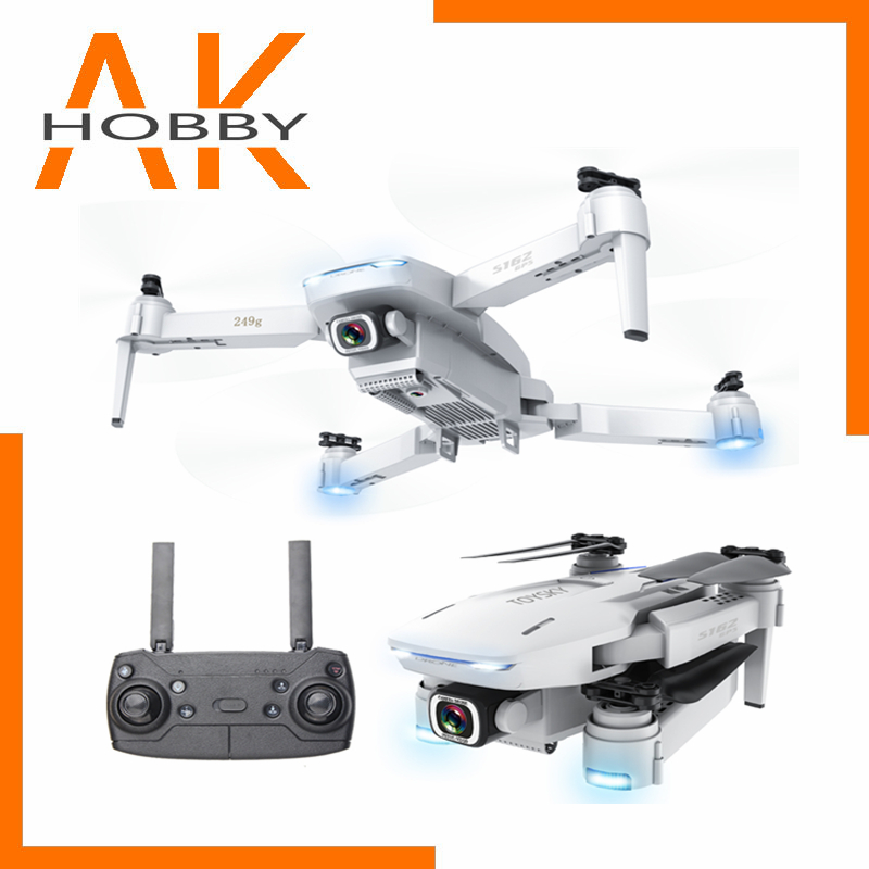 2020 NEUE S162 Drone GPS 4K HD 1080p 5G WiFi FPV Quadcopter flug 20 Minuten RC abstand 500m drone smart rückkehr drone pro
